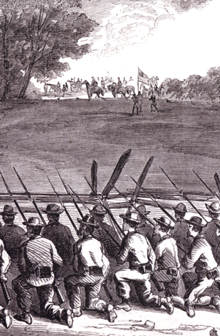 The Battle Of Laurel Hill At Spotsylvania May 1864 H