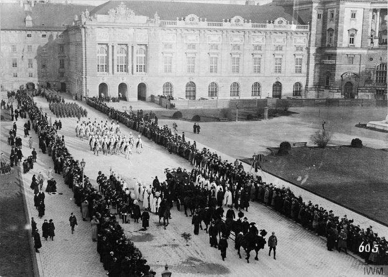 [✔] Empire d'Autriche-Hongrie Funeral
