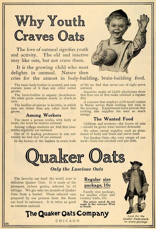 Oats trading system
