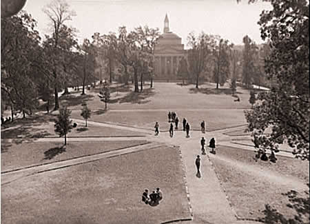 University of North Carolina 1939