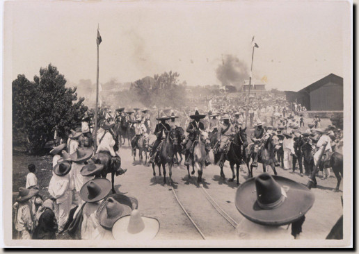 mexican revolution history today