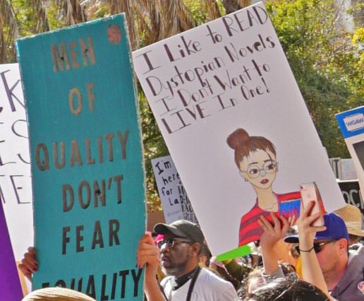 Reading the Signs: Social Movements, Parades, and Marches